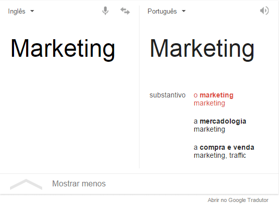 Marketing Translations